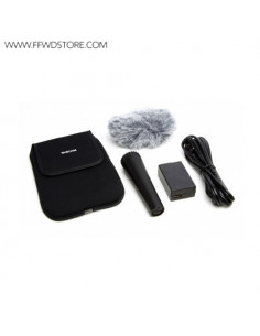 Tascam - AK-DR11G Accessory Kit DR-Series incl.SoftCase,WS-11,PS-P515U and HandGrip
