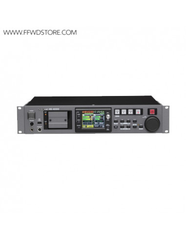 Tascam - HS-4000 4-Channel Prof. Audio Recorder/Player Dual CompactFlash