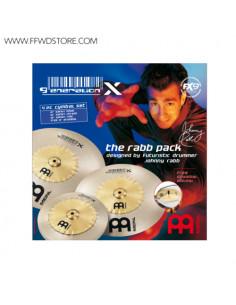Meinl,Generation X The Rabb Pack Cymbal Set