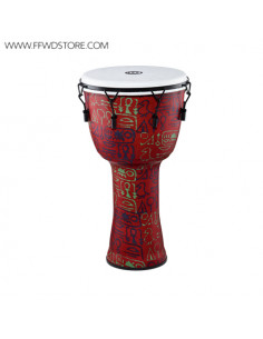 """Meinl - Mechanical Tuned Travel Series Djembes, Synthetic Head 14"""""""
