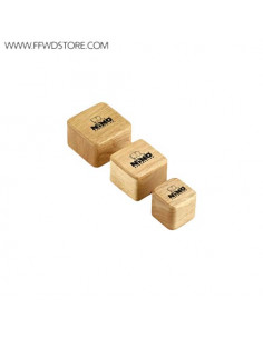 Meinl - Nino Series Wood Shakers Square