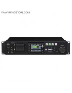 Tascam - HS-20 2-Channel Prof. Audio Recorder/Player, CompactFlash + SD