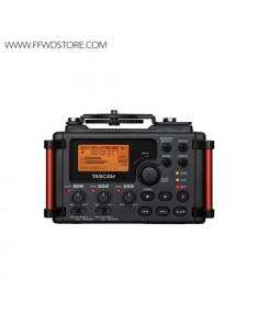 Tascam - DR-60DMKII Prof.Multi-Track Audio-Recorder for DSLR-Cameras
