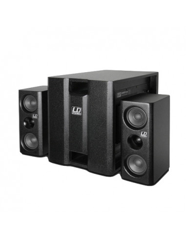 Ld Systems - Dave 8 Xs Black
