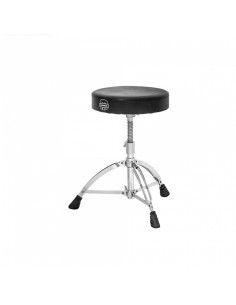 Mapex - T561a Round Top Double Braced Drum Throne