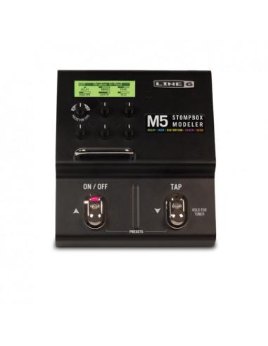 Line6 - M5 Stompbox Modeler
