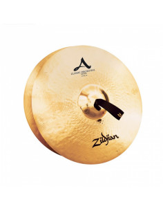 "Zildjian - 17"" Classic Orchestral Selection Medium Pair"