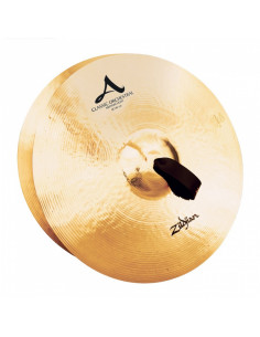 "Zildjian - 18"" Classic Orchestral Selection Medium Light Pair"