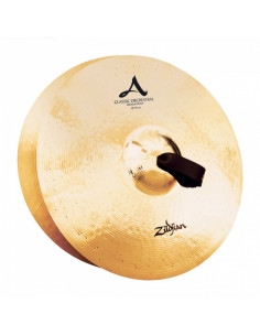 "Zildjian - 18"" Classic Orchestral Selection Medium Heavy Pair"