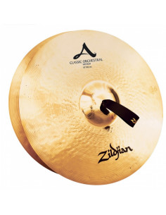 "Zildjian - 19"" Classic Orchestral Selection Medium Pair"