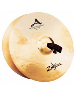 "Zildjian - 20"" Classic Orchestral Selection Medium Light Pair"