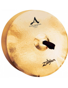 "Zildjian - 22"" Classic Orchestral Selection Medium Light Pair"