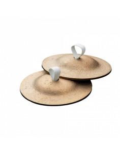 Zildjian - Fx Finger Cymbals Thin (paire)