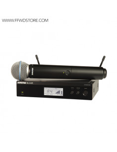 Shure - Blx24re/B58 Handheld Wireless System