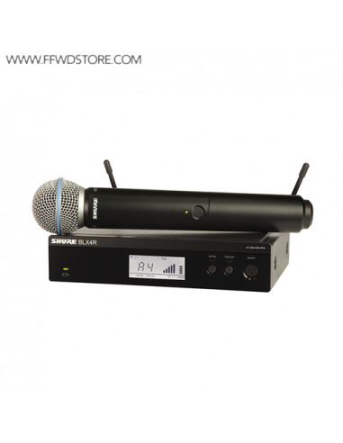 Shure - Blx24re/B58 Handheld Wireless System