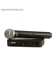Shure - Blx24e/Pg58 Handheld Wireless System