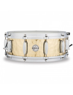 Gretsch - Silver Series 14x5 Snare Hammered Brass