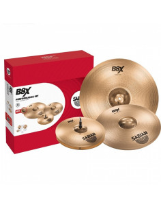 Sabian - 45003x Set B8x Performance