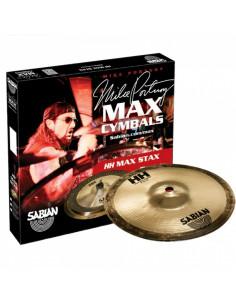 """Sabian - Max Stax High (8""""SPL+8""""CH Kg)"""