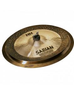"Sabian - Max Stax Low (14""CRA+12""CH Kg)"