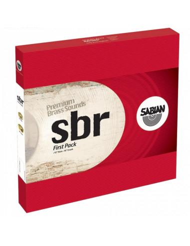 "Sabian - Sbr 1st Pack 13"", 16"""