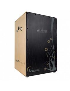 J.Leiva Percussions - Cajon Medina B.Box Black