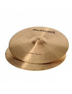 """Masterwork - Custom Series Cymbal 13"""" Hihat"""