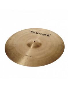 "Masterwork - Custom Series Cymbal 20"" Flat Ride"