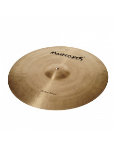 "Masterwork - Custom Series Cymbal 20"" Ride Sizzle"