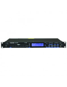 Tascam - CD-500B Prof. CD-Player, balanced outputs