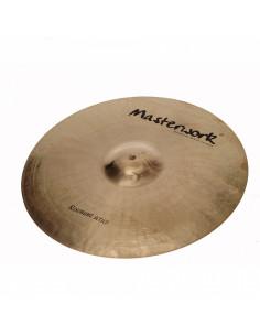 "Masterwork - Resonant Series Cymbal 18"" Savage Crash"