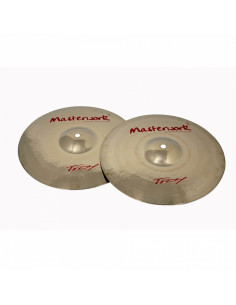 "Masterwork - Troy Series Cymbal 14"" Hihat"