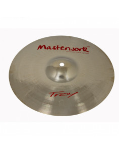 "Masterwork - Troy Series Cymbal 10"" Splash"