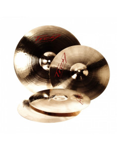 Masterwork - Troy Series Cymbal Set 14+16+20