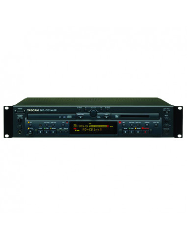 Tascam - MD-CD1MKIII MD-Recorder/Player & CD-Player Combination