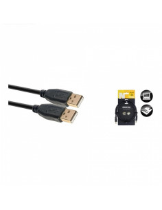Stagg - Ncc1,5u3a 1.5m Cable Usb/Std A-A 3.0