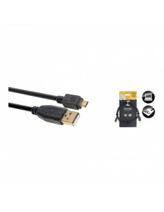 Stagg - Ncc1,5uauca 1.5m Cable Usb/A-Micro A 2.0