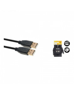 Stagg - Ncc3u3a 3m Cable Usb/Std A-A 3.0