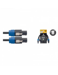Stagg - Nsp1,5ss25a 1.5m-2,5 Cable Hp Spk-Spk 4p/2