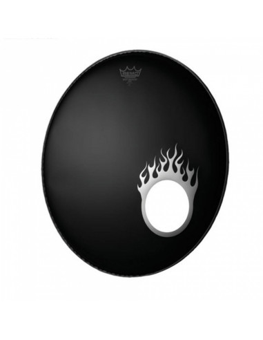 """Remo - 5"""" Flame Dynamo-Ring"""