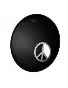 "Remo,6"" Peace Sign Dynamo-Ring"
