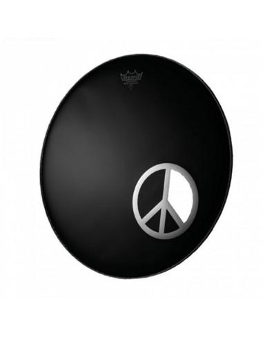 "Remo - 6"" Peace Sign Dynamo-Ring"