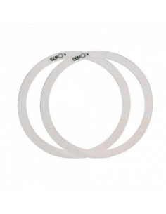 "Remo - 14"" Rem-O-Ring Set, 2 Pieces (1"" And 1""1/2) For Tom/ Snare/ Floortom"