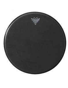"Remo,14"" Black Suede Snareside Head"