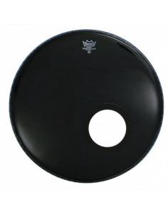 "Remo - 20"" Powerstroke 3 Ebony Bass Drum Head"