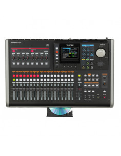 Tascam - DP-24SD 24-track Digital PortaStudio (8xMono/12xStereo), SD-Card