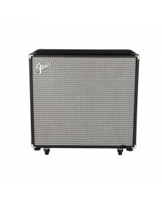Fender - Rumble 115 Cabinet (V3), Black/Silver