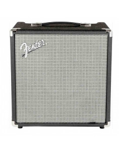 Fender - Rumble 25 (V3), Black/Silver