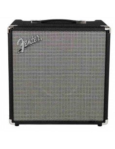 Fender - Rumble 40 (V3), Black/Silver