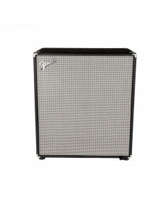 Fender - Rumble 410 Cabinet (V3), Black/Silver